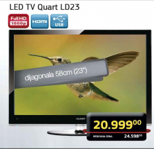 Televizor LED LCD LD23