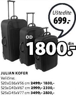 Kofer Julian