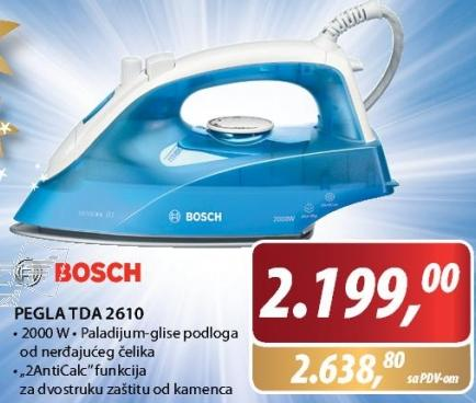 Pegla TDA 2610