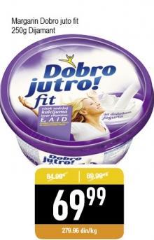 Margarin za mazanje Fit