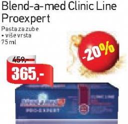 Pasta za zube Clinic line