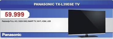 Smart Tv TX-L39E6E