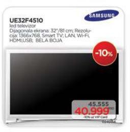 "Televizor LED 32"" UE32F4510"