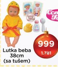 Lutka beba 38cm