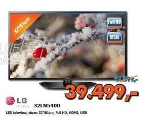 Televizor LED 32LN5400