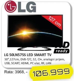 """Televizor LED 50"""" 50LN575S"""
