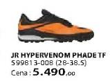 Fudbalske kopačke Jr Hypervenom phade TF