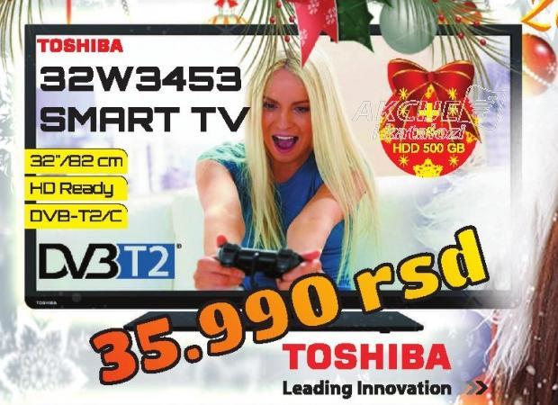 """Televizor LED 32"""" 32w3453"""