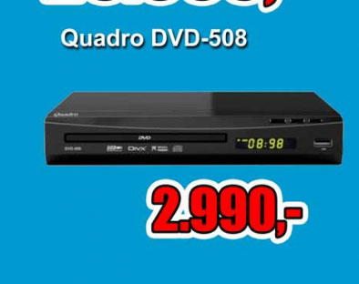 DVD Player DVD-508