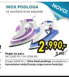 Pegla SIH 2200 PS/BS