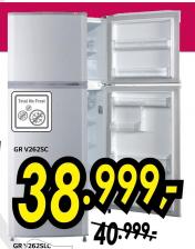 Frižider kombinovani GR-V262SLC