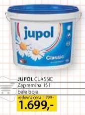 Boja za unutrašnje zidove Jupol Classic