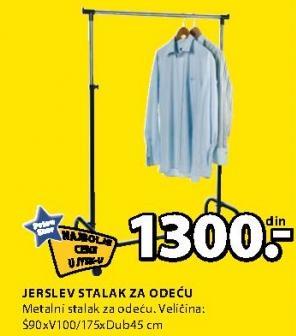 Stalak za odeću Jerslev