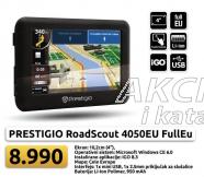 GPS RoadScout 4150EU