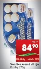 Biskvit vanilice