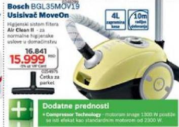 Usisavač BGL35MOV19