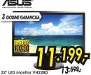 "LED LCD monitor VH228D 22"""