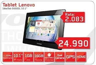 Tablet IdeaPad S6000L