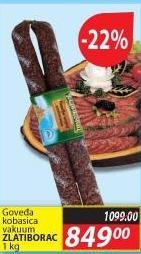 Kobasica goveđa