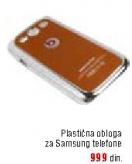 Plastična obloga za Samsung telefone