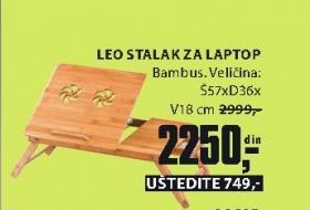 Stalak za laptop Leo