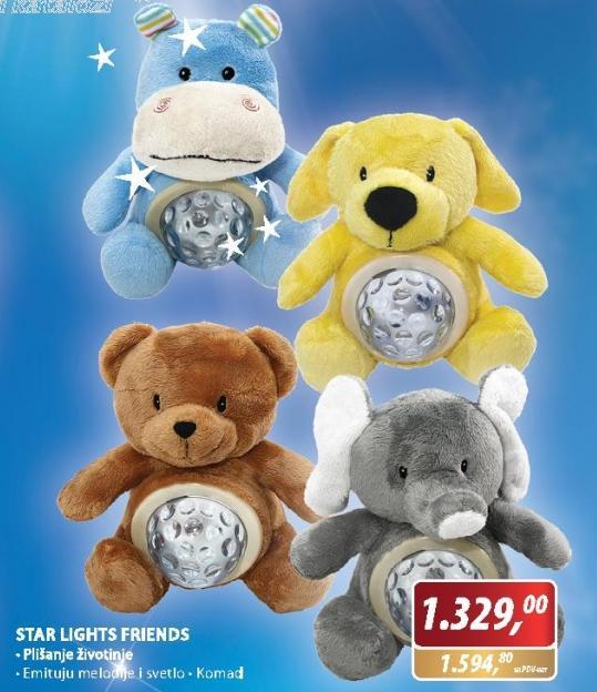Lutka Star Light Friends