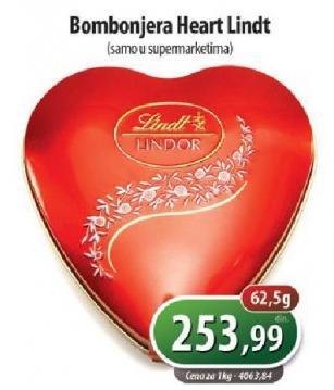 Bombonjera Heart