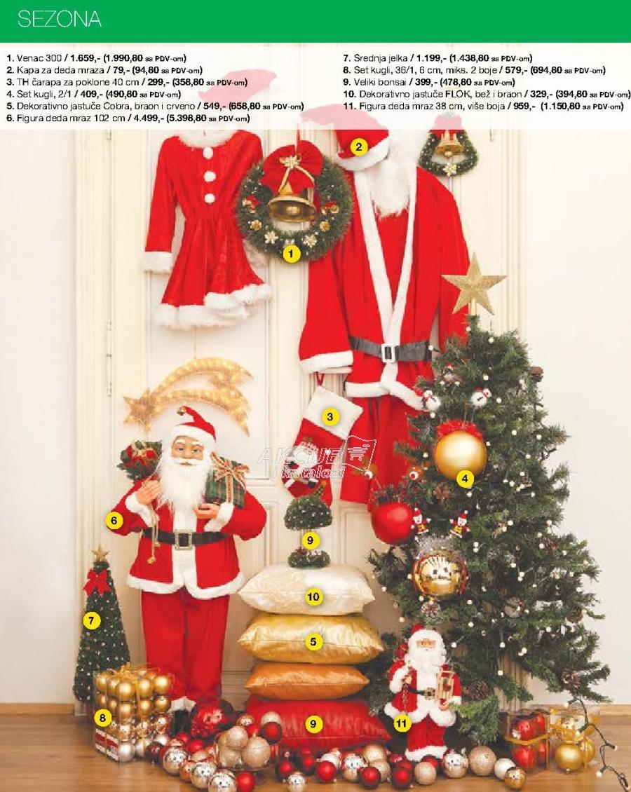 Figura Deda Mraz
