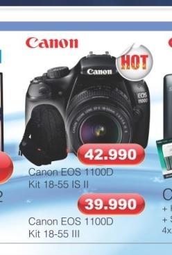 Digitalni Fotoaparat EOS 1100D Kit 18-55 IS II