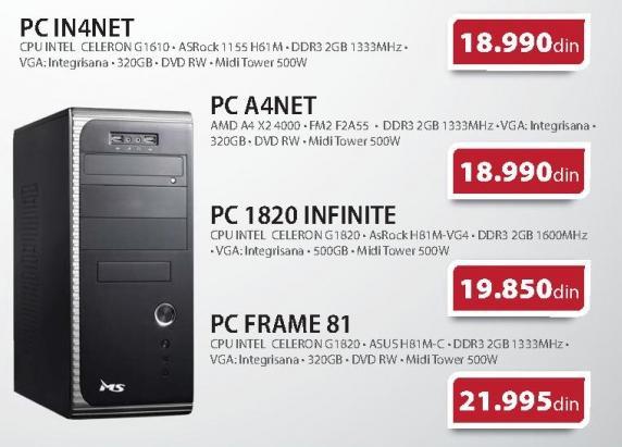 Računar A4net