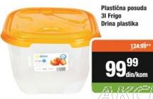 Plastična posuda