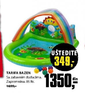 TARIFA BAZEN