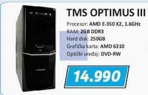 Računar Tms Optimus III