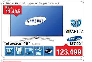 Televizor LED UE46F6510