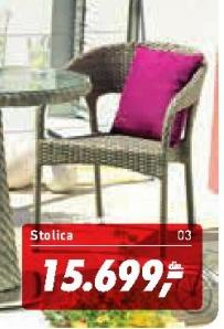 Baštenska stolica Vittore