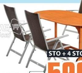 Baštenska stolica Hestra