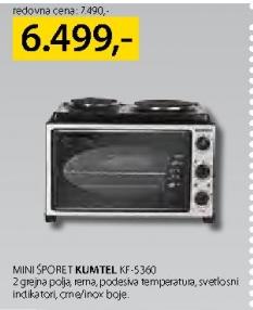 Mini šporet KF-5360