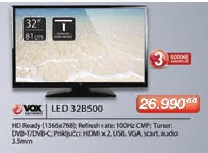 """Televizor LED 32"""" 32B500"""