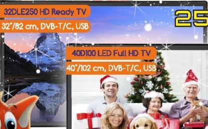 """Televizor LED 32"""" 32DLE250"""