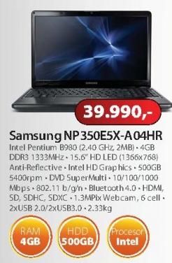 Notebook Series3 350 NP350E5X-A04HR