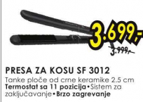 Presa Za Kosu SF 3012