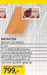 Laminat Kronotex