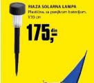 Lampa solarna - Riaza