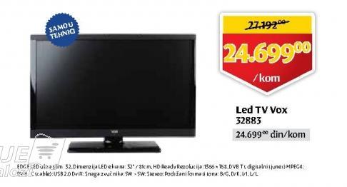 LED Tv 32883