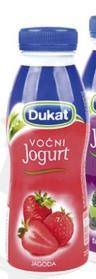 Voćni jogurt jagoda