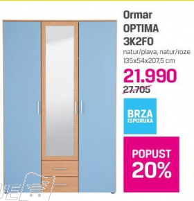 Ormar Optima 3K2FO