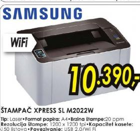 Štampač Xpress SL-M2022W