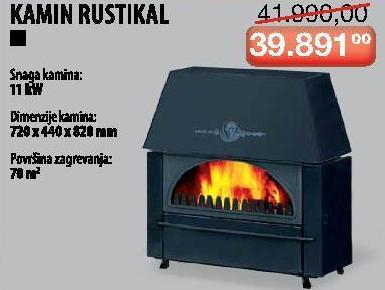 akcija metalac market alfa plam kamin rustikal 398524. Black Bedroom Furniture Sets. Home Design Ideas
