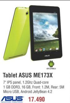 Tablet MeMO Pad ME173X