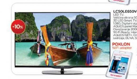 """Televizor LED 50"""" LC50LE650V"""